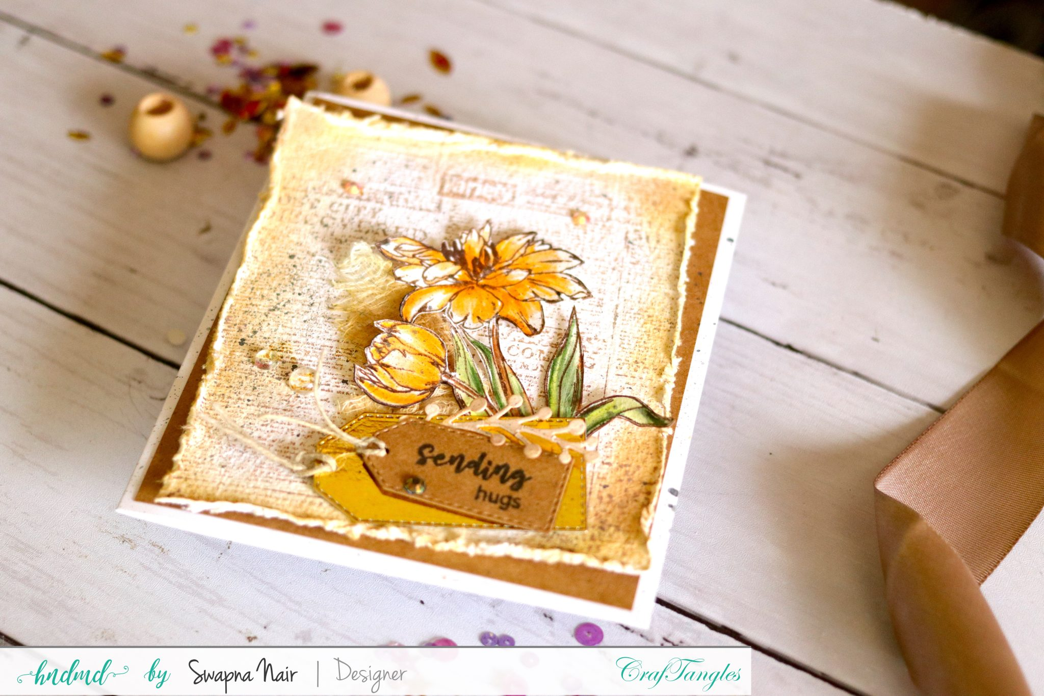 Simple Vintage and Shabby Chic Cards 1