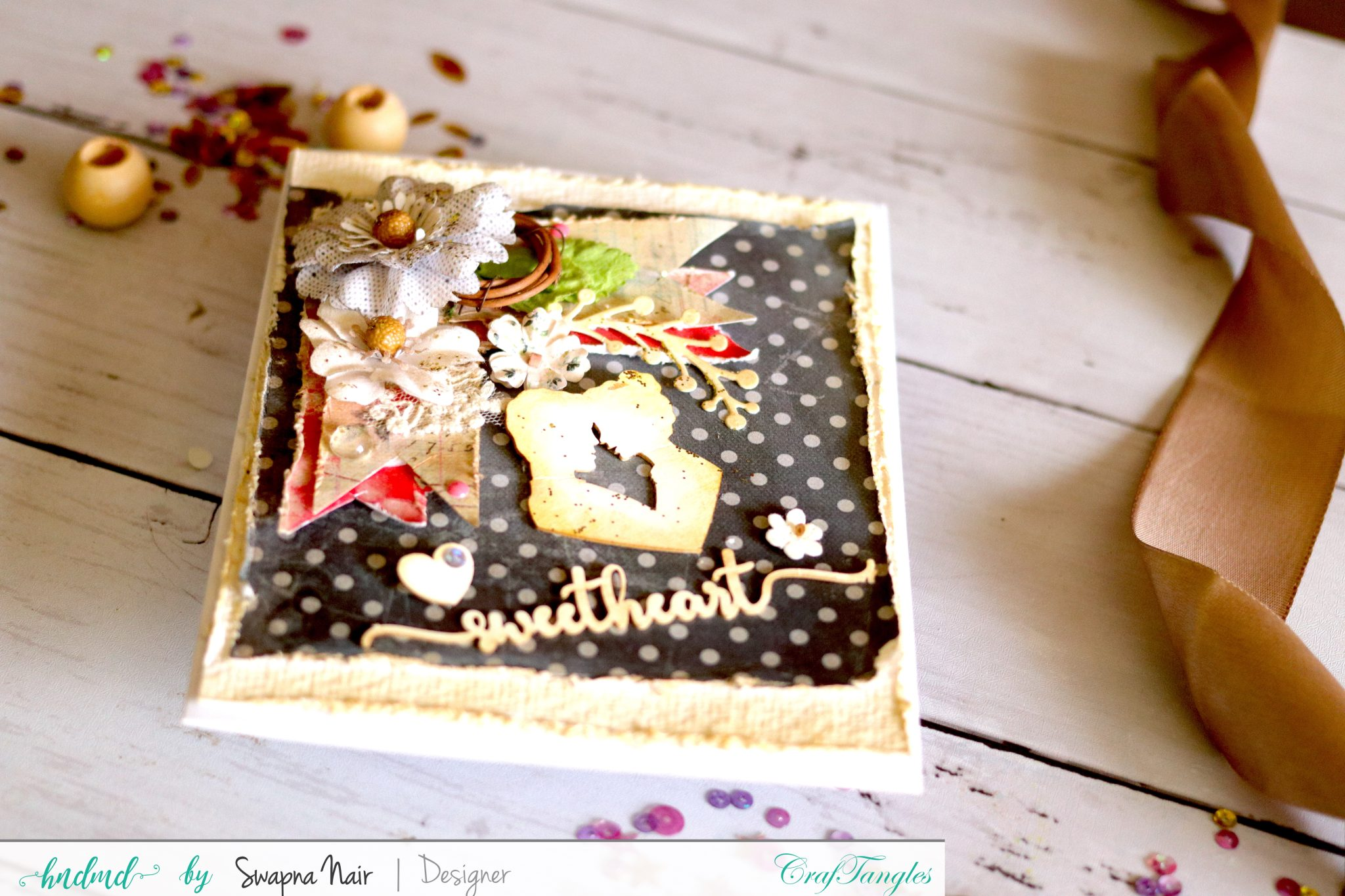 Simple Vintage and Shabby Chic Cards 2