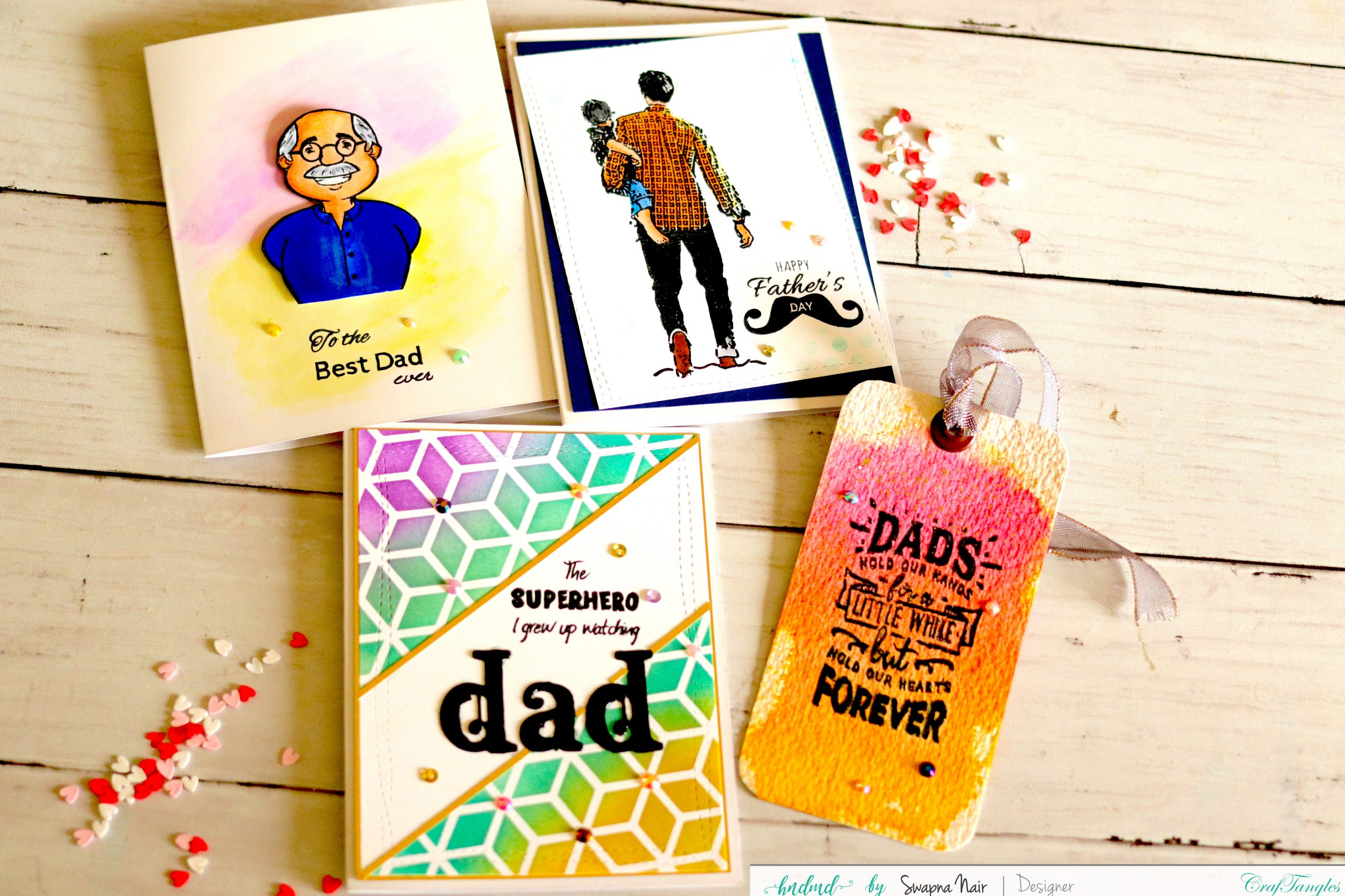 Masculine Themed /Fathers Day Cards 1