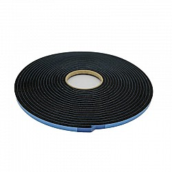 Black Double sided foam tape (Heavy Duty) (1/4 inch)