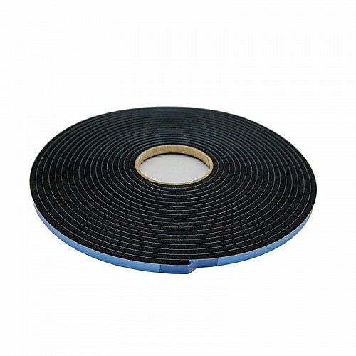 Black Double sided foam tape (Heavy Duty) (1/4 inch)