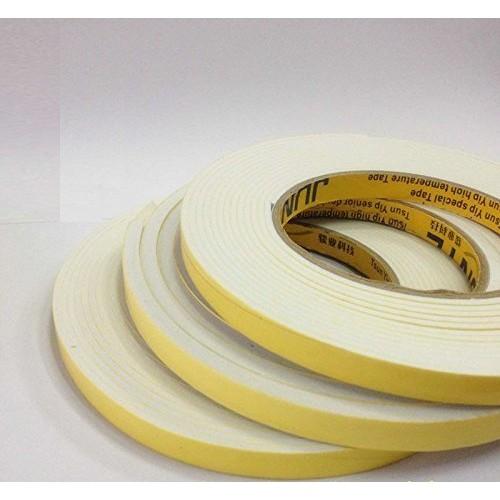 Double sided foam tape (1/2 inch)