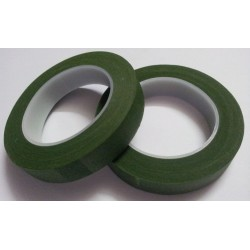 Floral Tape - Dark Green