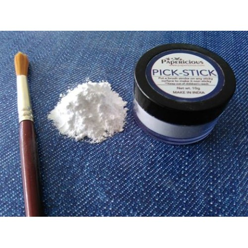 Papericious Pick Stick powder (Anti Adhesive)