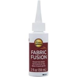 Aleene's Fabric Fusion Permanent Needlenose Adhesive 2oz