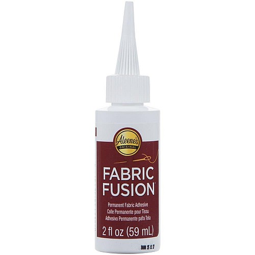Aleenes Fabric Fusion Permanent Needlenose Adhesive 2oz