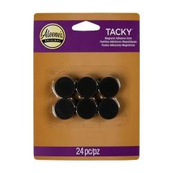 Aleene's Magnetic Tacky Dots (24 pcs)