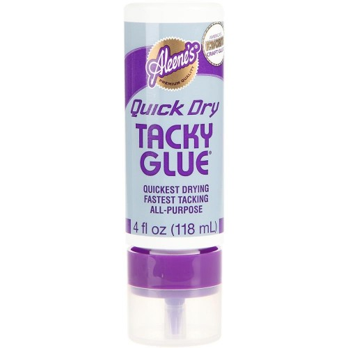 Aleenes Always Ready Quick Dry Tacky Glue 4oz