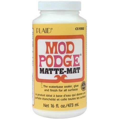 Mod Podge Matte Finsh (16 oz)