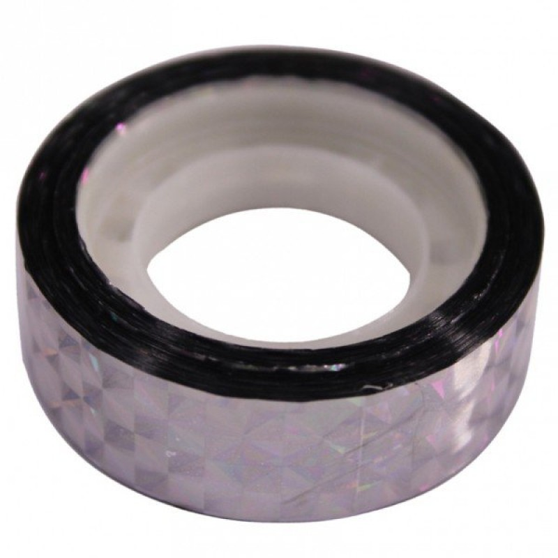 Buy decorative tape silver online in india at best for Tape works decorative tape