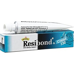 Resibond Silicone Sealant - Clear