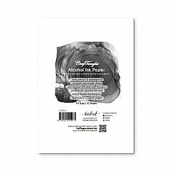 CrafTangles alcohol ink paper (Pack of 10 sheets) - A4 - 350 micron