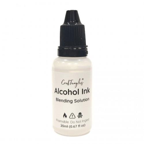 CrafTangles Alcohol Inks (20 ml) - Blending Solution