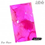 CrafTangles Alcohol Inks (20 ml) - Rose Desire