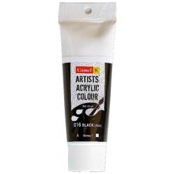Camel Artist Acrylic Colour 40ml Tube - Black