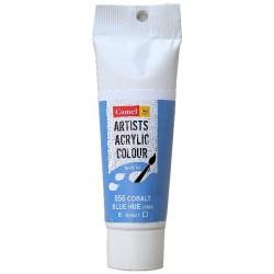 Camel Artist Acrylic Colour 40ml Tube - Cobalt Blue