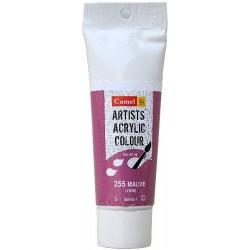 Camel Artist Acrylic Colour 40ml Tube - Mauve