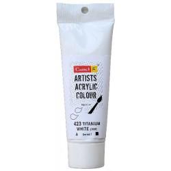 Camel Artist Acrylic Colour 40ml Tube - Titanium White