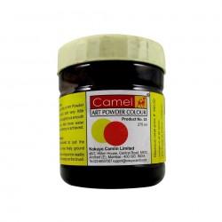 Camel Art Powder Colors - 016 - Black  (275 ml)