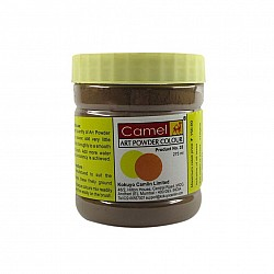 Camel Art Powder Colors - 032 - Burnt Umber (275 ml)