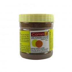 Camel Art Powder Colors - 032 - Burnt Umber (275 ml)