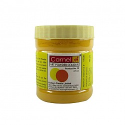 Camel Art Powder Colors - 048 - Cadmium Yellow Deep Hue  (275 ml)