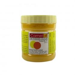 Camel Art Powder Colors - 048 - Cadmium Yellow Deep Hue  (275 ml)