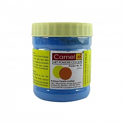 Camel Art Powder Colors - 071 - Cerulean Blue Hue (275 ml)