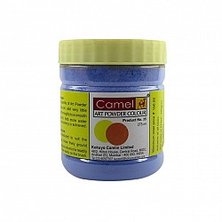 Camel Art Powder Colors - 056 - Cobalt Blue Hue  (275 ml)