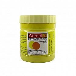 Camel Art Powder Colors - 153 - Gamboge Hue (275 ml)