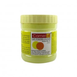 Camel Art Powder Colors - 236 - Lemon Yellow (275 ml)