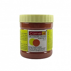 Camel Art Powder Colors - 393 - Scarlet (275 ml)