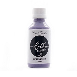 CrafTangles Chalky Paint - Victorian Violet (100 ml)