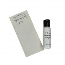CrafTangles Liquid Acrylics / Acrylic Inks 30 ml - Titanium White