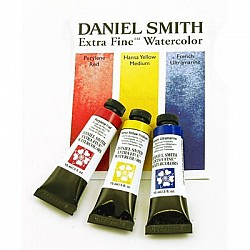 Daniel Smith Extra Fine Watercolor Primary Edition 3-Color Set