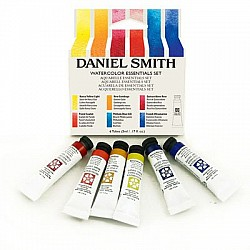 Daniel Smith Essentials Watercolor 5ml Set 6 colors