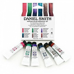 Daniel Smith PrimaTek Watercolor 5ml Set 6 colors