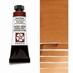 Daniel Smith Extra fine watercolors 15 ml tube - Burnt Sienna