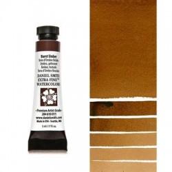 Daniel Smith Extra fine watercolors 15 ml tube - Burnt Umber