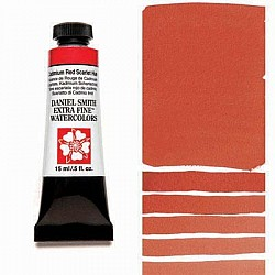 Daniel Smith Extra fine watercolors 15 ml tube - Cadmium Red Scarlet Hue