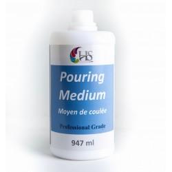 Hakims HS Acrylic Pouring Medium (947ml)
