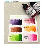 CrafTangles liquid watercolor (15 ml) - Oh Fudge