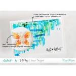 CrafTangles liquid watercolor (15 ml) - Pumpkin Orange