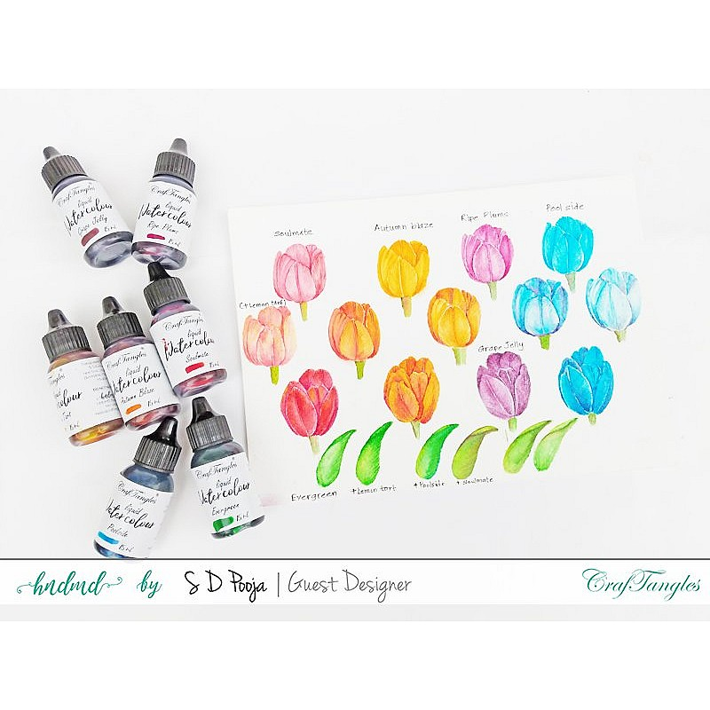 Buy CrafTangles Photopolymer Stamps - Just a Note online in
