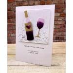CrafTangles liquid watercolor (15 ml) - Grape Jelly