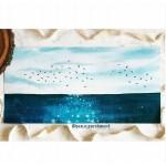 CrafTangles liquid watercolor (15 ml) - Ocean Breeze