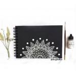 CrafTangles Liquid Shimmer Watercolor (15 ml) - Silver Moonlight