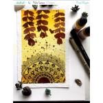 CrafTangles liquid watercolor (15 ml) - Lemon Tart