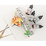 CrafTangles liquid watercolor (15 ml) - Blackberry