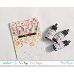 CrafTangles liquid watercolor (15 ml) - Limelight